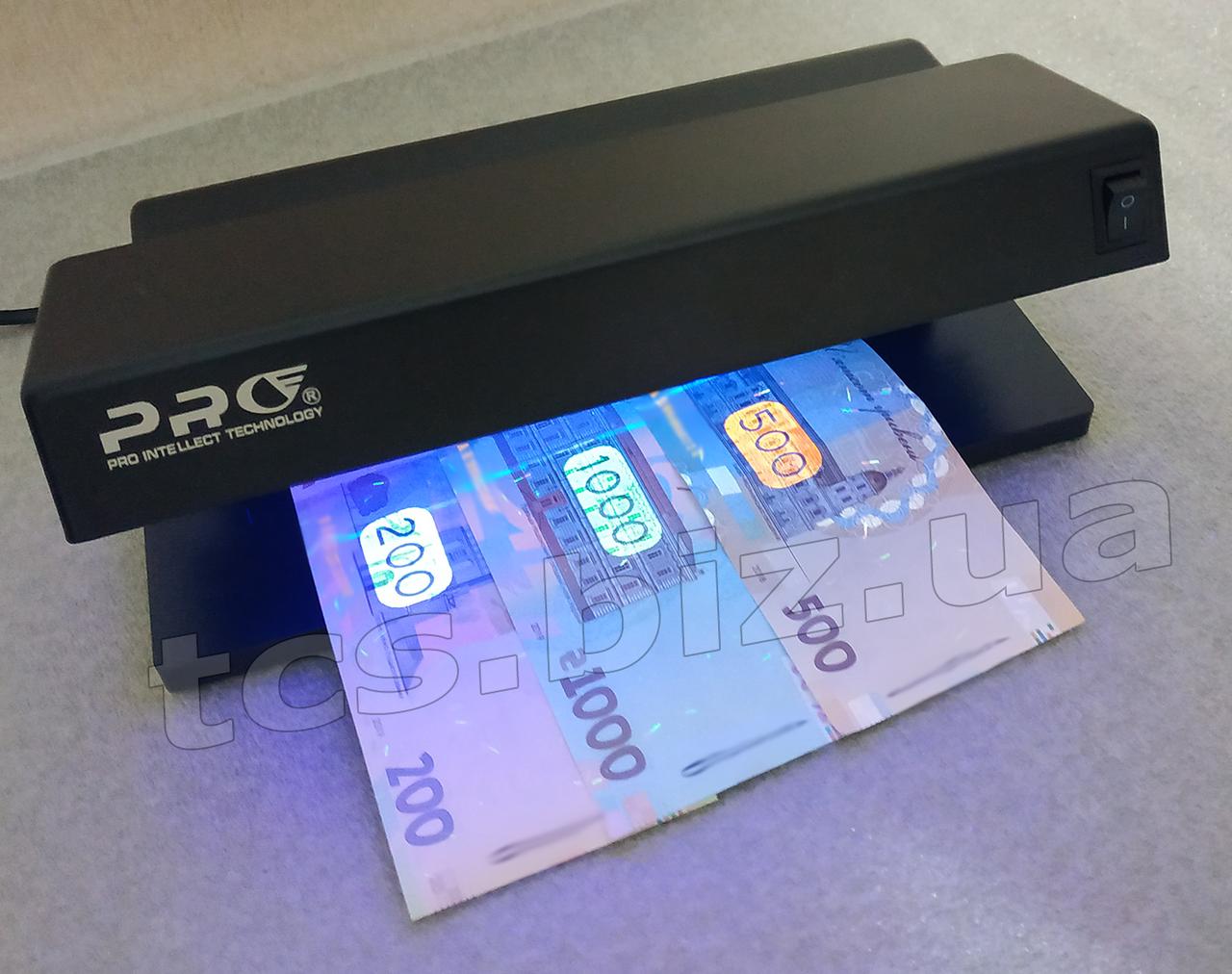 PRO 12 Ультрафіолетовий детектор валют