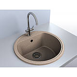 Кухонна мийка Malibu, фото 6