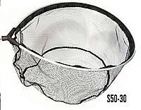 Голова форелевого подсака EOS с прорезиненой сеткой