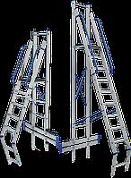 Лестница помост Elkop TOR 709 передвижная