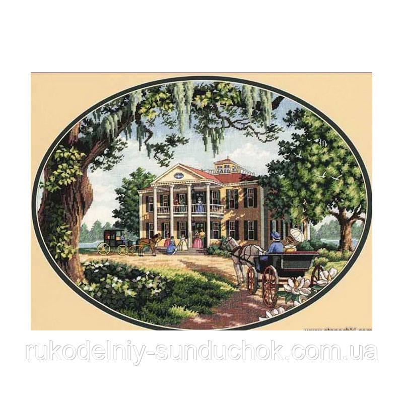 Набор для вышивания DIMENSIONS «Southern Social • Южное общество» 35010