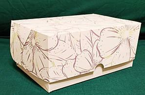 Коробка подарочная  , белая, фото 2