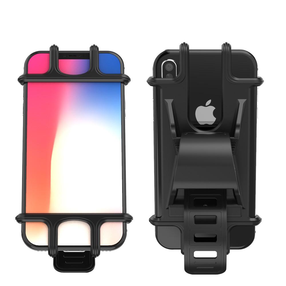 Велодержатель универсальный  для смартфона (холдер). TOPK H03