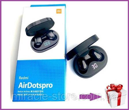 Бездротові навушники Stereo Bluetooth Headset Xiaomi AirDots PRO Black, фото 2