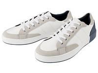 Мужские белые кроссовки Livergy р. 45