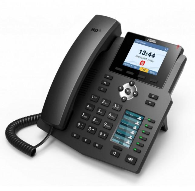 IP-телефон Fanvil-X4U (PoE)