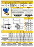 """Клапан шаровый CWX-15, CR02, 12-24В, 3/4"""", фото 2"""