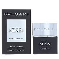 Туалетная вода Bvlgari Man Black Cologne для мужчин  - edt 30 ml