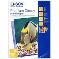 Бумага EPSON A4 Premium Glossy Photo (C13S041287)