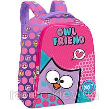 Рюкзак детский YES К-37 Owl Friend  558525