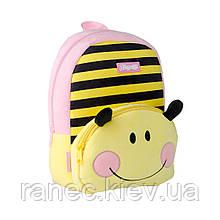 Рюкзак детский 1Вересня K-42 Bee  558529