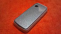 Декоративная защитная пленка для телефона Nokia 5230 бриллиант, фото 1
