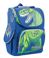 Рюкзак школьный каркасный YES H-11 Dinosaur 34*26*14  553175