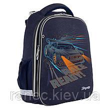 Рюкзак школьный каркасный 1Вересня Н-12 Street race  558037