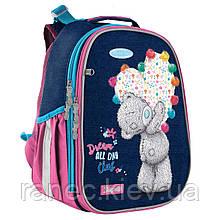 Рюкзак школьный каркасный 1Вересня Н-25 Me-to-you  558212