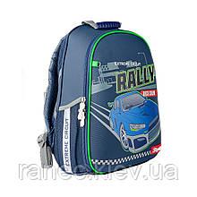 Рюкзак школьный каркасный 1Вересня Н-27 Rally  558218