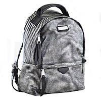 Рюкзак молодёжный YES YW-27 22*32*12 чёрный  555886, фото 1