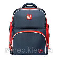 Рюкзак школьный YES S-30 Juno MAX College синий  558430