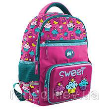 Рюкзак школьный YES К-36 Sweet  558530