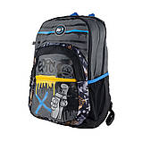 Рюкзак молодежный YES T-85 Graffiti Epic  558283, фото 2