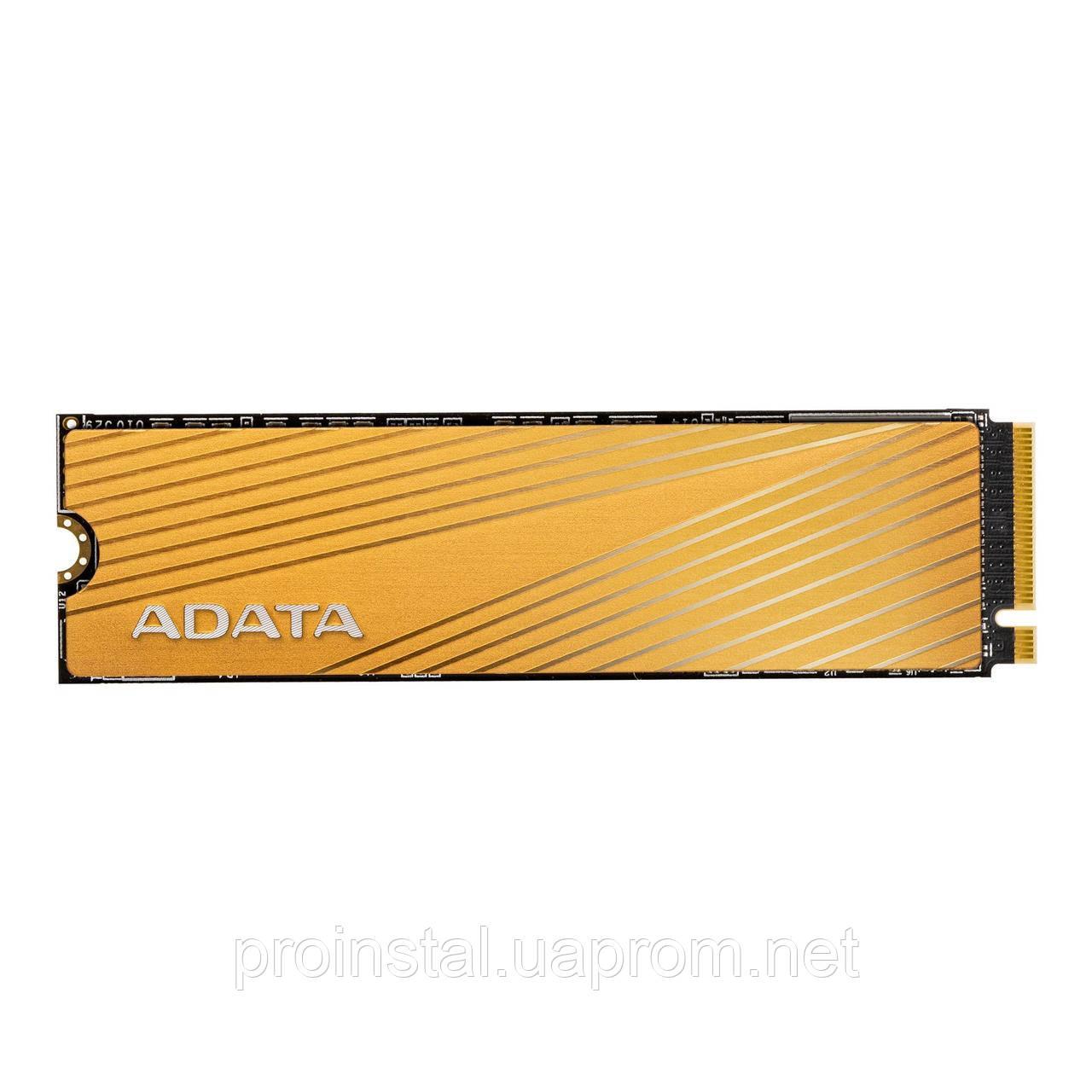Твердотельный накопитель SSD ADATA M.2 NVMe PCIe 3.0 x4 512GB 2280 Falcon