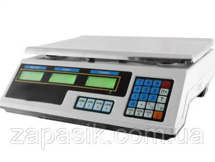 Весы Торговые Электронные MATARIX MX-410В Максимальная Нагрузка 50 Кг