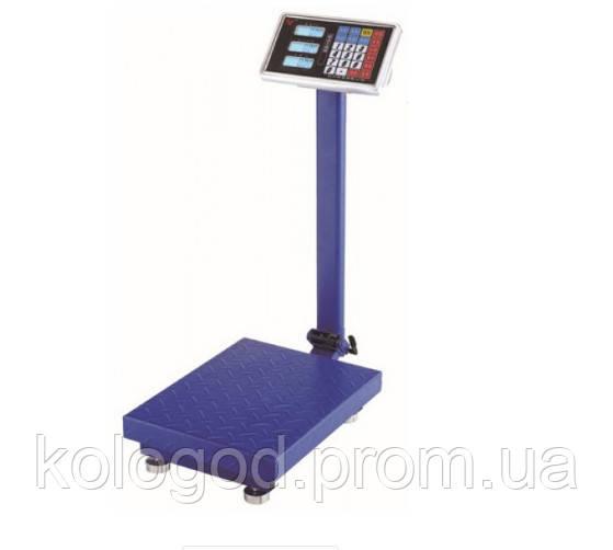 Весы Электронные Товарные MATARIX MX-423 350 Кг Размер 40 х 50 Электронные Торговые Весы
