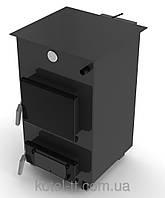Твердотопливный котел на дровах Максим 12 кВт