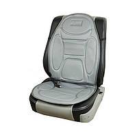 Накидка на сиденье с подогревом VITOL ✓  1шт. ✓  цвет: черный
