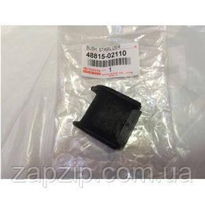Втулка стабілізатора переднього TOYOTA - 48815-02110