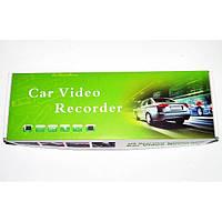 Автомобильное зеркало заднего вида со встроенным видеорегистратором DVR CR99 2,5''