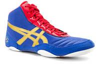 Дитячі борцовки, боксерки Asics JB Elite V2.0, Взуття для боротьби Асикс. Взуття для боксу Asics., фото 1