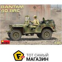 Модель 1:35 военная - Miniart - Bantam 40 BRC (MA35212) пластмасса