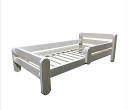 Кровать из натурального дерева для детей и взрослых Франкусик