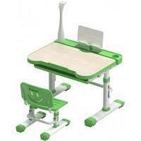 Парта со стулом FunDesk Bellissima green