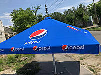Б/у зонт 4х4 для кафе, фото 5