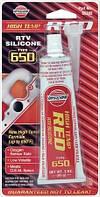 Красный силиконовый герметик HI-TEMP RED SILICONE, 85g