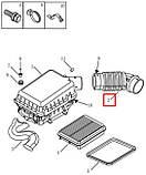 Гофра фильтра воздушного Geely CK/CK2 (1.5L), фото 2