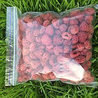 Малина сушеная 100 грамм урожай 2019 года (Украина, Тернополь), фермерская, чистая и ароматная ягода
