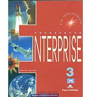 "ENTERPRISE 3 Coursebook  Вид.""Express Publishing"""