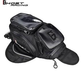 Мото сумка на бак на магнитах мотосумка Ghost racing