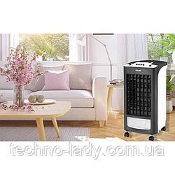 Кондиционер переносной DMS, 4 в 1 вентилятор, охлаждение, увлажнение и очистка