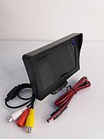 Дисплей (автомобильный монитор) LCD 4.3 для двух камер