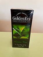 Чай Golden Era 25 пакетов зеленый, фото 1
