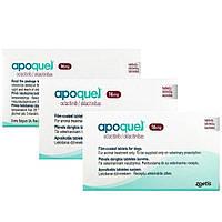APOQUEL АПОКВЕЛ 16 мг 10 таблеток(фасовка) для лікування дерматитів різної етіології, що супроводжуються сверблячкою,