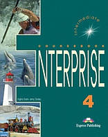 "ENTERPRISE 4 Coursebook  Вид.""Express Publishing"""