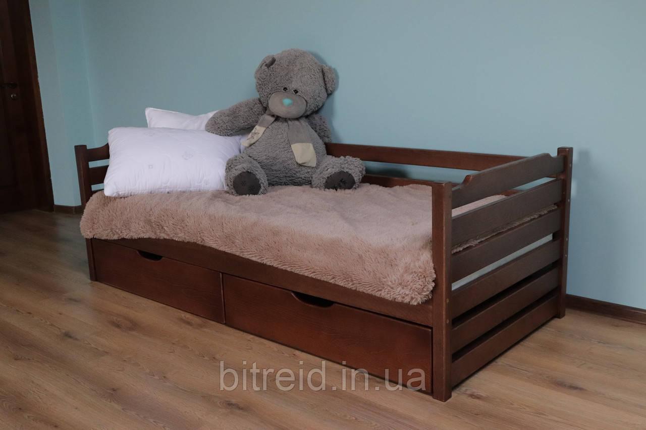 """Дитяче ліжко """"Котигорошко"""""""
