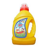 Детское жидкое мыло хозяйственное для стирки «Без пятен» 2л, (1+)