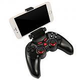 Bluetooth геймпад Android Джойстик контроллер пульт дистанционного управления геймпад для ПК и смартфона TI465, фото 2