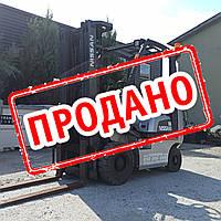 Газовый вилочный погрузчик 1,8 тонн Nissan P1D1A18LQ б/у, фото 1